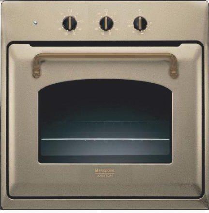 Forno ariston ft 820 1 av ha serie tradizione forno da - Forno a gas ventilato da incasso ...