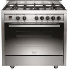 Hotpoint ariston cucina a gas 5 fuochi forno a gas - Cucina a gas ariston ...