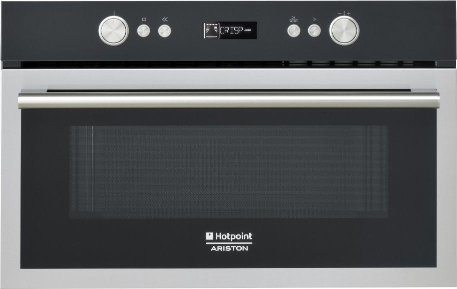 Hotpoint ariston forno a microonde da incasso combinato - Forno a microonde con crisp ...