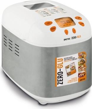 Macchina del pane senza glutine imetec