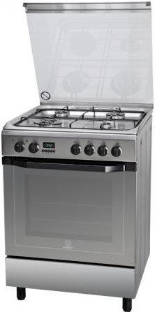 Indesit cucina a gas 4 fuochi forno elettrico - Forno con funzione pizza ...