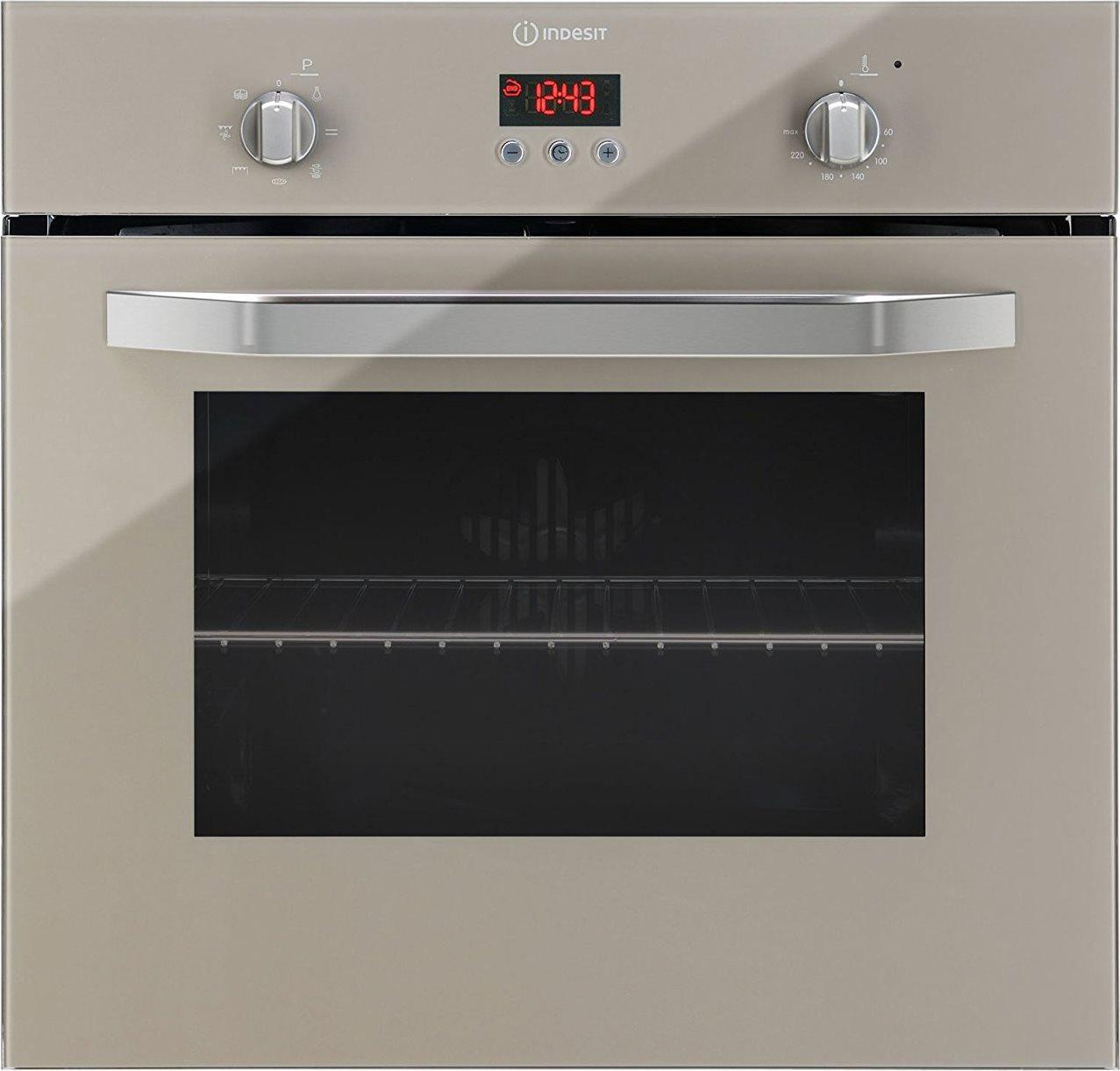 Forno indesit ifg 63 k a td multichef 6 serie prime glass forno da incasso elettrico - Forno da incasso indesit ...