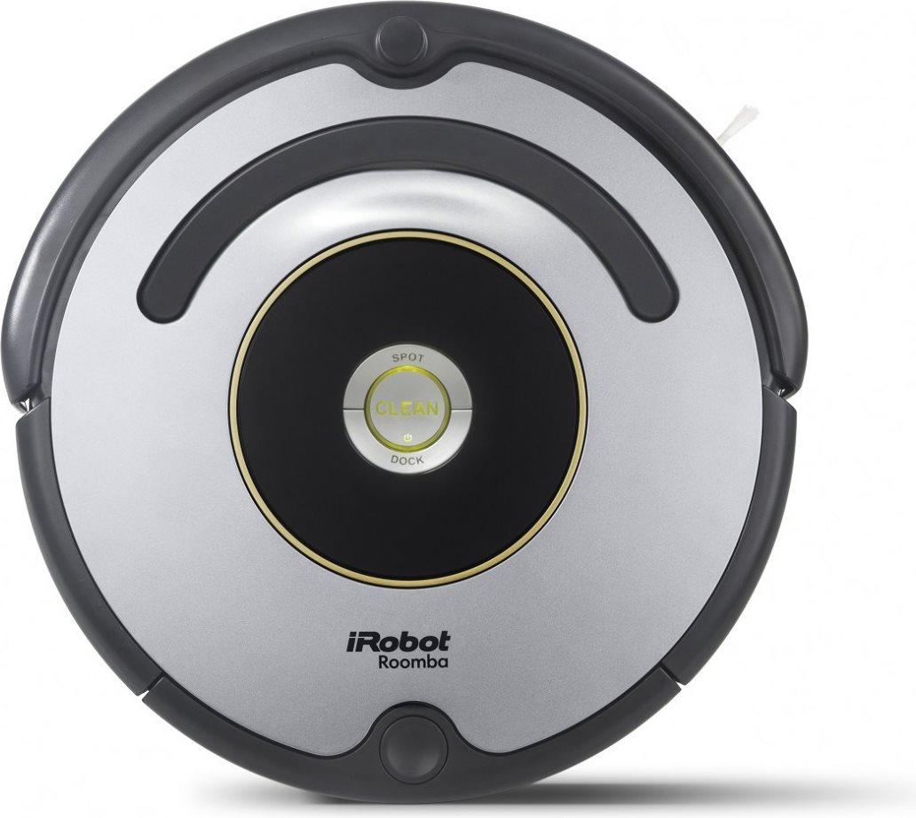 Robot aspirapolvere irobot con sacco roomba 616 for Roomba aspirapolvere e lavapavimenti