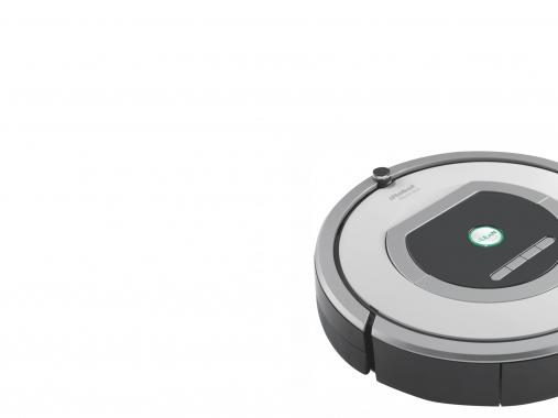 Irobot robot pulizia aspirapolvere ricaricabile for Roomba aspirapolvere e lavapavimenti