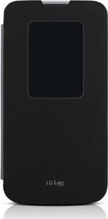 Lg cover custodia a libro con finestra window per lg l90 - Cover con finestra ...