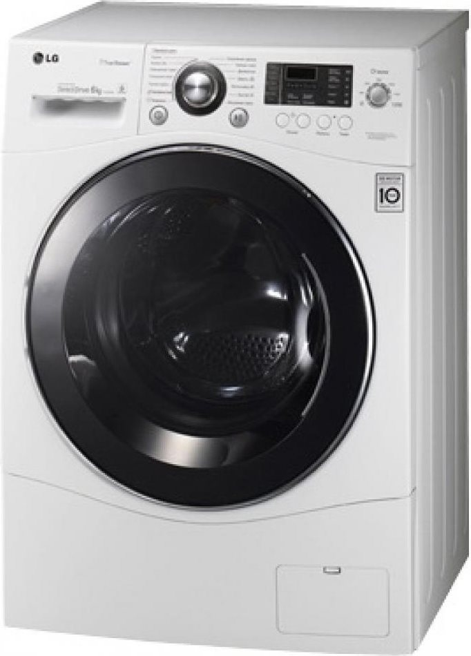 Lavatrice lg 6 kg 1200 giri f1280nds direct drive in for Lavatrice lg slim