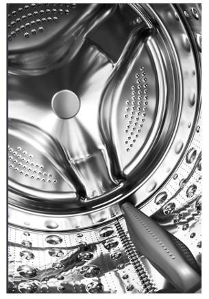 Lg lavatrice carica frontale 7 kg classe a 55 cm 1200 giri for Lavatrice lg 7 kg