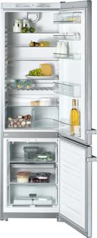 frigorifero miele frigo combinato no frost kfn12923sdedt. Black Bedroom Furniture Sets. Home Design Ideas