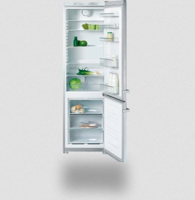 frigorifero miele frigo combinato no frost kfn11923sd 2. Black Bedroom Furniture Sets. Home Design Ideas