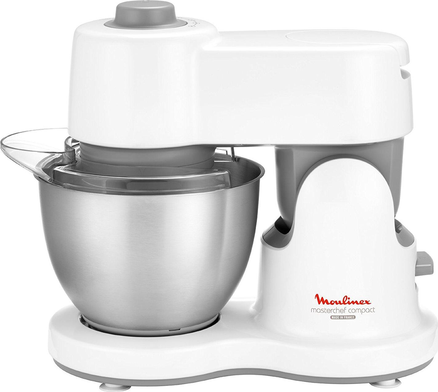 Moulinex robot da cucina capacit 3 5 litri potenza 700 watt colore bianco con frullatore - Masterchef robot da cucina ...