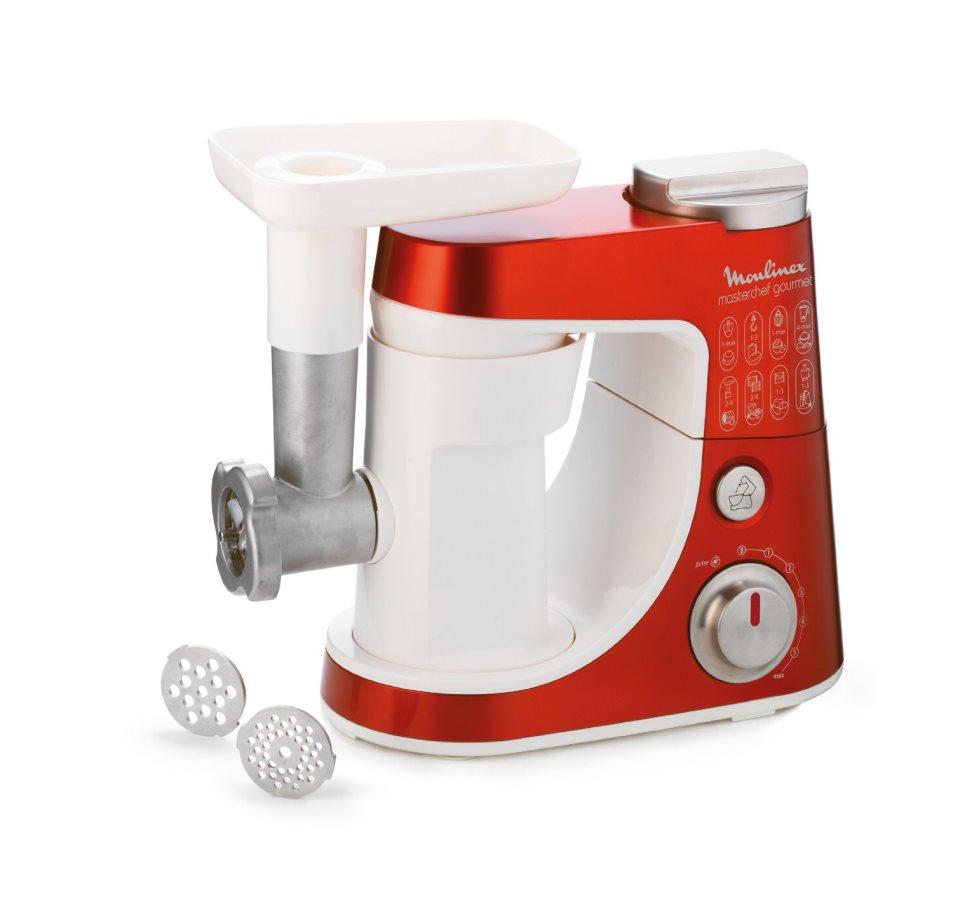 Moulinex robot da cucina capacit 4 litri potenza 900 watt - Robot da cucina masterchef ...
