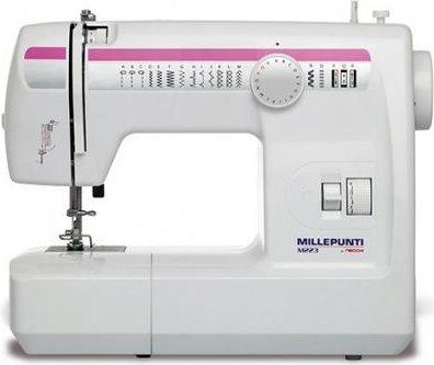 Necchi macchina da cucire meccanica a braccio libero 18 for Macchina da cucire meccanica
