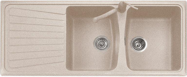 Lavello cucina plados lavello fragranite tartufo - Lavello cucina avena ...