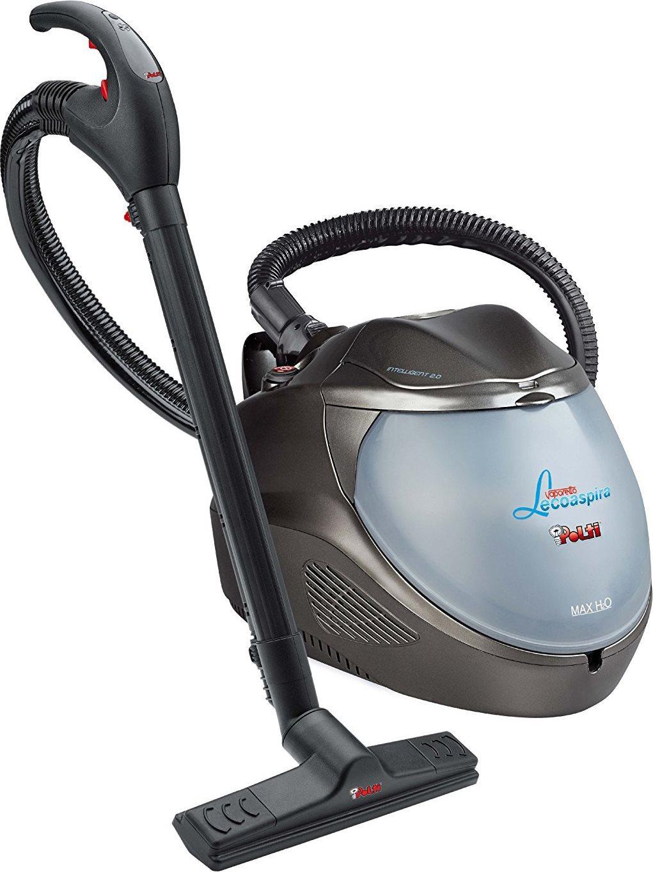 Polti lavapavimenti a traino pulitore a vapore vaporetto asprira lava asciuga potenza 1100 watt - Lavapavimenti a vapore folletto ...