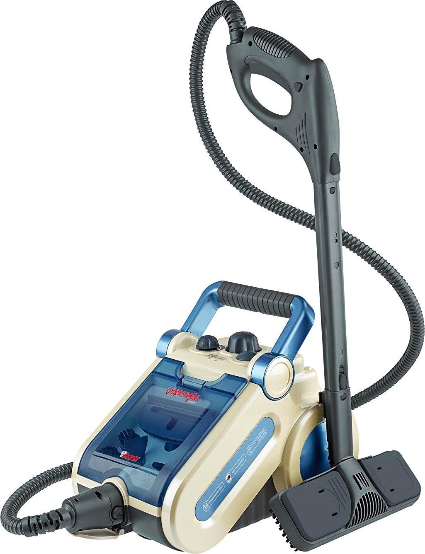 Polti lavapavimenti a traino pulitore a vapore vaporetto for Vaporetto portatile