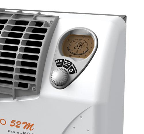 Radiatore a gas robur calorio 52m f11385 prezzoforte - Stufe a gas metano a parete ...
