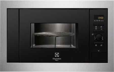 Electrolux forno a microonde da incasso combinato con - Forno incasso 45 cm ...
