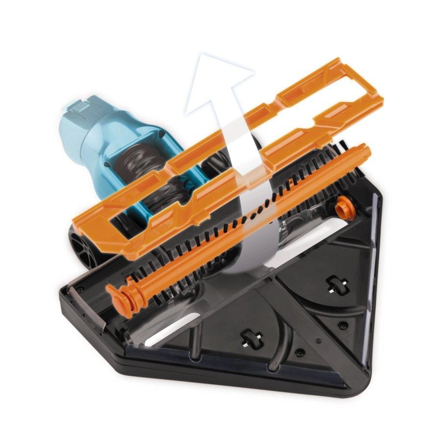 Rowenta scopa elettrica senza fili ricaricabile cordless for Scopa elettrica cordless