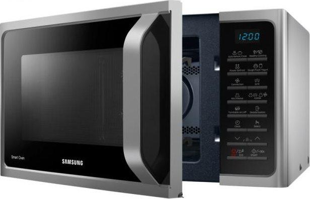 Forno a microonde samsung 28 litri 900 watt mc28h5015cs - Forno a microonde combinato ...