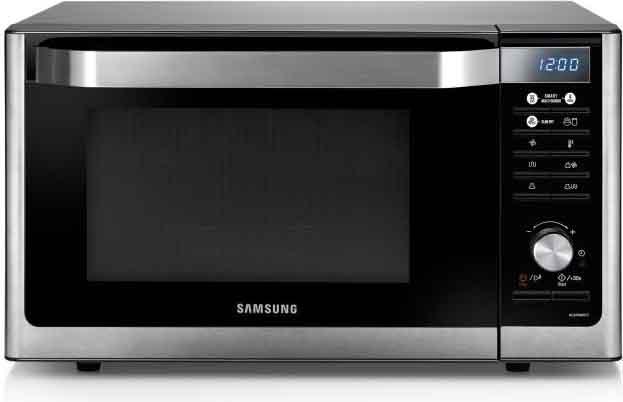 Samsung forno a microonde combinato con grill capacit 32 litri potenza 900 watt colore argento - Forno microonde combinato ...