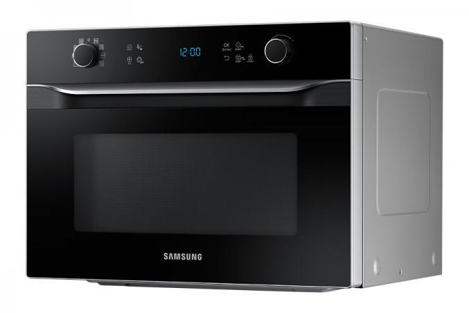 Samsung forno a microonde combinato con grill capacit 35 litri potenza 900 watt cottura a - Forno a microonde cottura a vapore ...