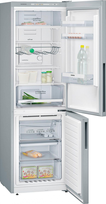 frigorifero siemens frigo combinato no frost kg36nvl21 in offerta su prezzoforte 60686. Black Bedroom Furniture Sets. Home Design Ideas