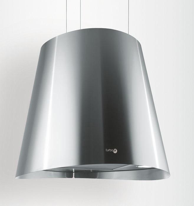Cappa turboair gioia ix f 50 prf0005291 cappa cucina 50 cm filtrante a isola sospesa in - Cappa cucina isola ...