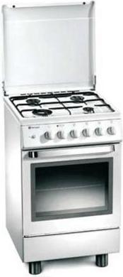 Cucina A Gas Tecnogas D13ws Forno Elettrico Ventilato