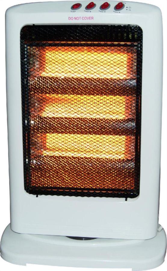 Stufa elettrica alogena teporus hg 120cs prezzoforte 82832 - Stufa alogena basso consumo ...