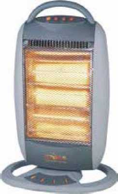 Stufa elettrica alogena teporus nsb l120f 1 prezzoforte - Stufa elettrica basso consumo ...