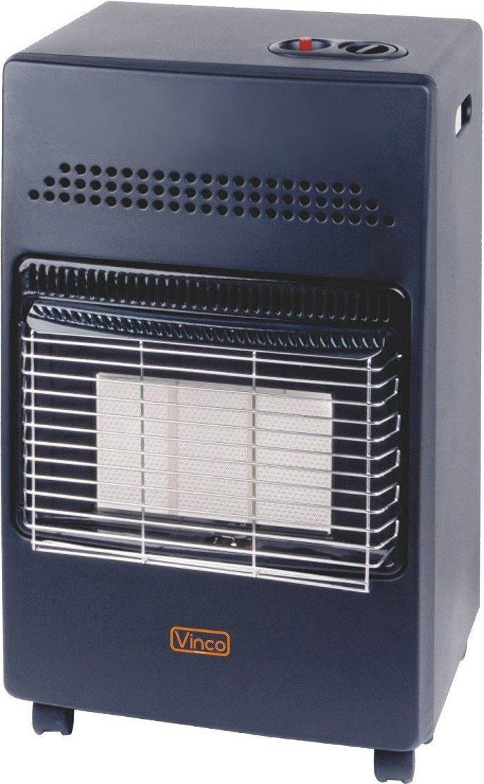 Vinco stufa a gas gpl infrarossi potenza termica max 4200 for Stufa a gas brico