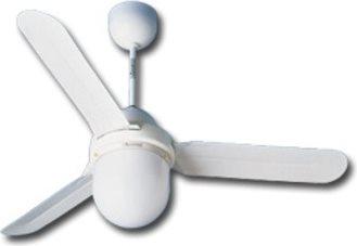 Vortice ventilatore da soffitto con luce 3 pale lampadario for Lampadario a pale brico