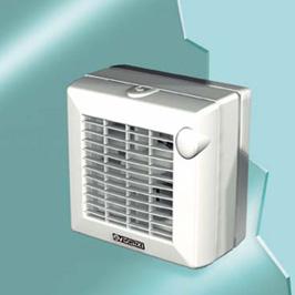 Vortice aspiratore elicoidale da muro potenza watt 18 - Estrattore bagno vortice ...