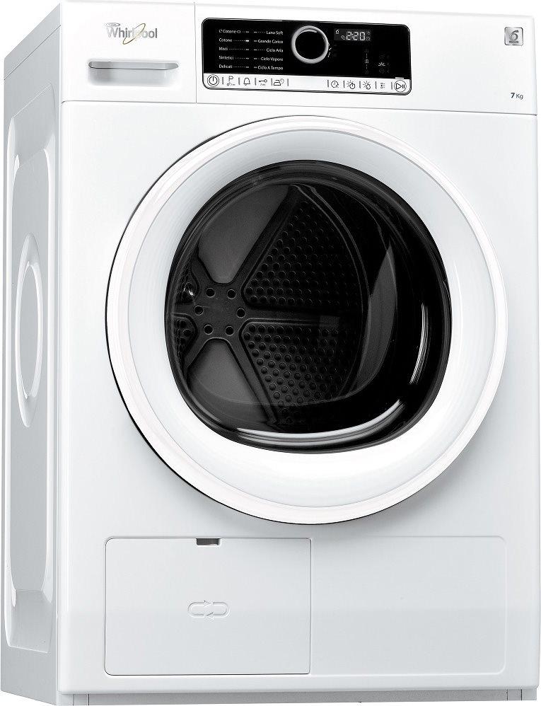 Asciugatrici whirlpool tutte le offerte cascare a fagiolo for Prezzi asciugatrici
