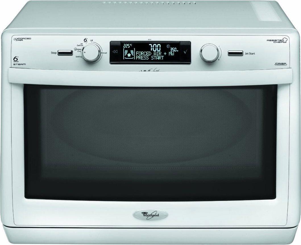 Whirlpool forno a microonde combinato con grill e cottura - Forno e microonde insieme whirlpool ...