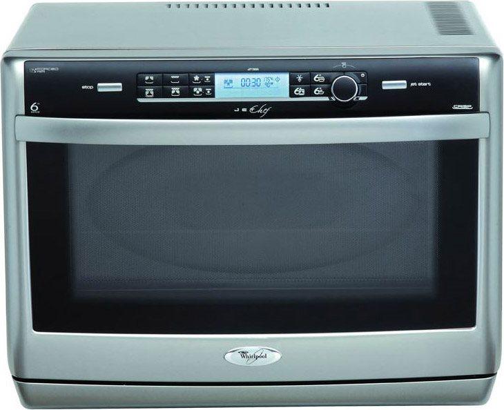 Whirlpool forno a microonde combinato con grill ventilato e cottura vapore capacit 31 litri - Forno con cottura a vapore ...