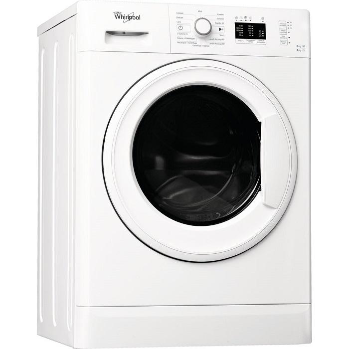 Whirlpool lavasciuga lavatrice asciugatrice capacit di - Profondita lavatrice ...