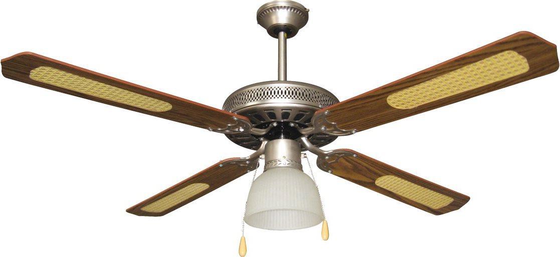 lampadario con ventilatore : ... Ventilatore da soffitto con luce Lampadario Ventilatore Legno 4 Pale 3