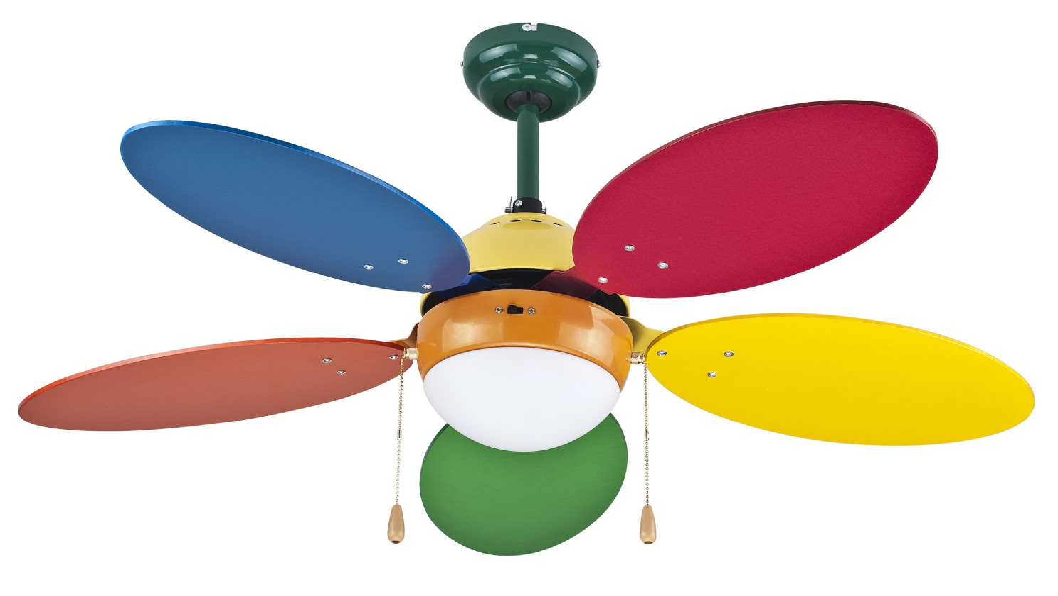 Zephir ventilatore da soffitto con luce a pale lampadario for Ventilatore a pale da soffitto silenzioso