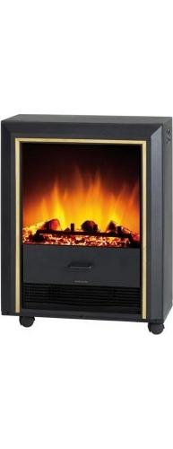 Ardes camino caminetto elettrico fuoco finto 2000w 356 ebay for Finto camino elettrico