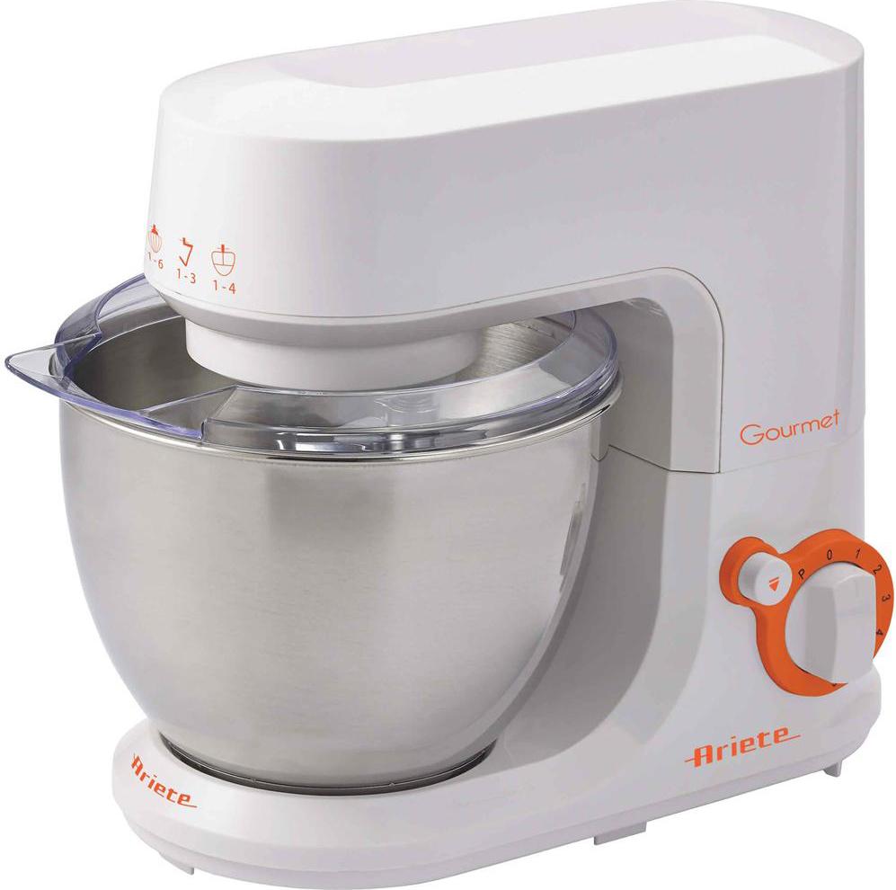 Ariete robot da cucina impastatrice 4lt 6 velocit 1000w 1597 pastamatic gourmet ebay - Robot da cucina ariete ...