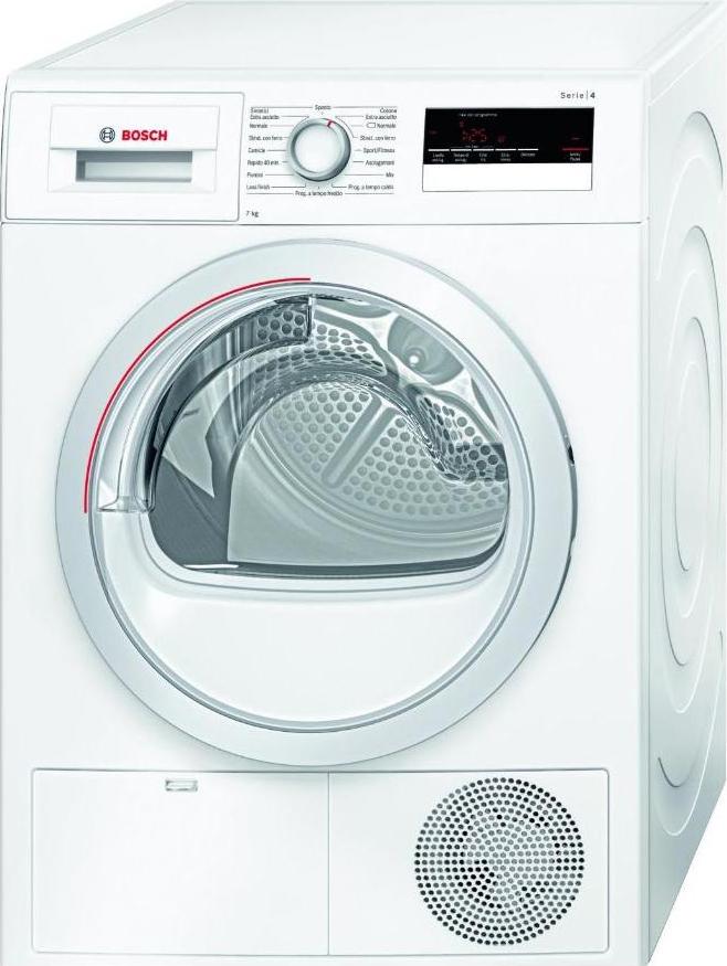 asciugatrice classe a 7 kg pompa calore