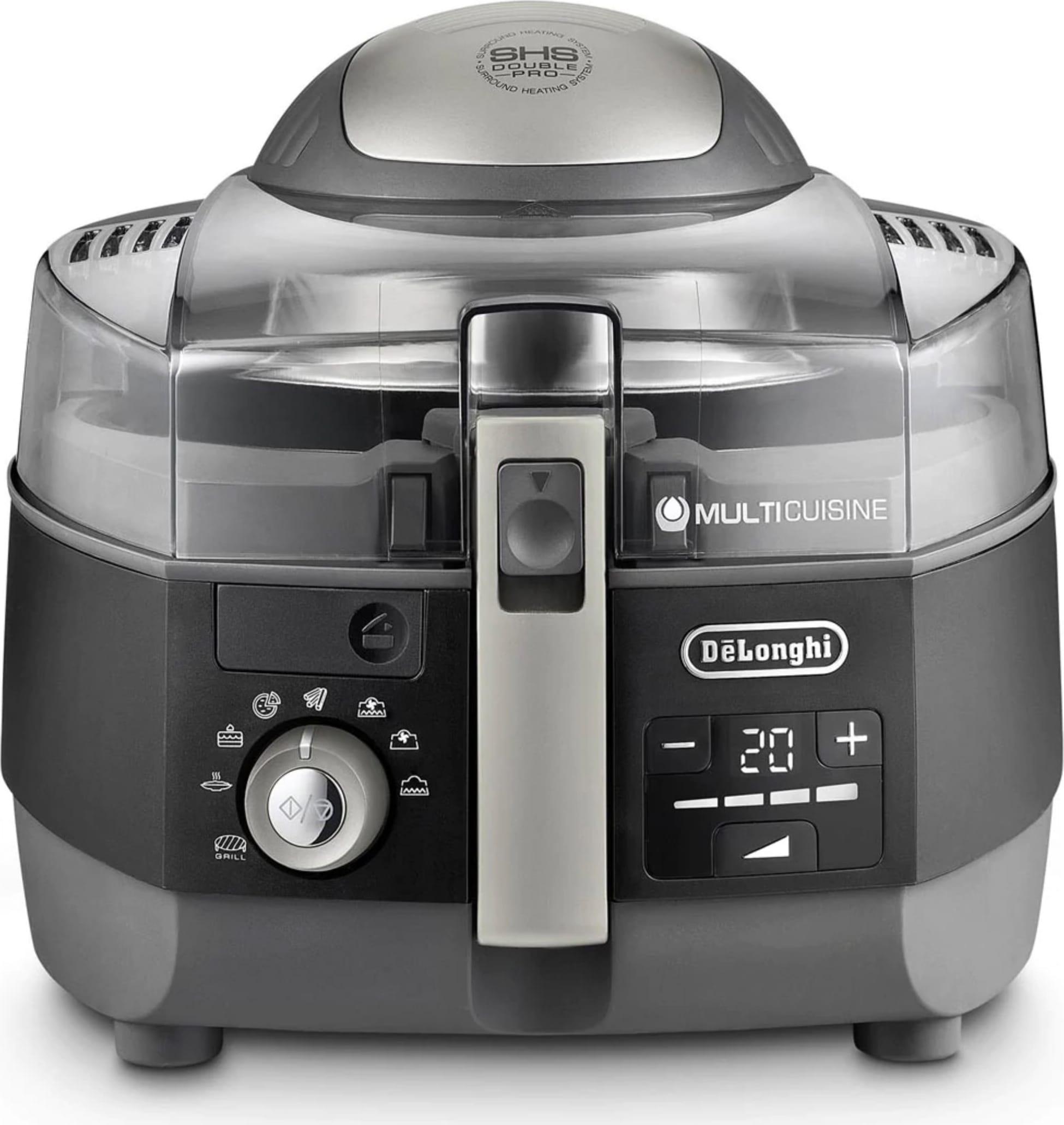 De longhi robot da cucina multicooker pentola elettrica friggitrice 1 7lt fh1396 - Cucina elettrica de longhi ...