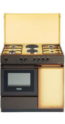 De longhi cucina a gas forno elettrico 6 fuochi cm 86x50 - Delonghi cucina a gas ...