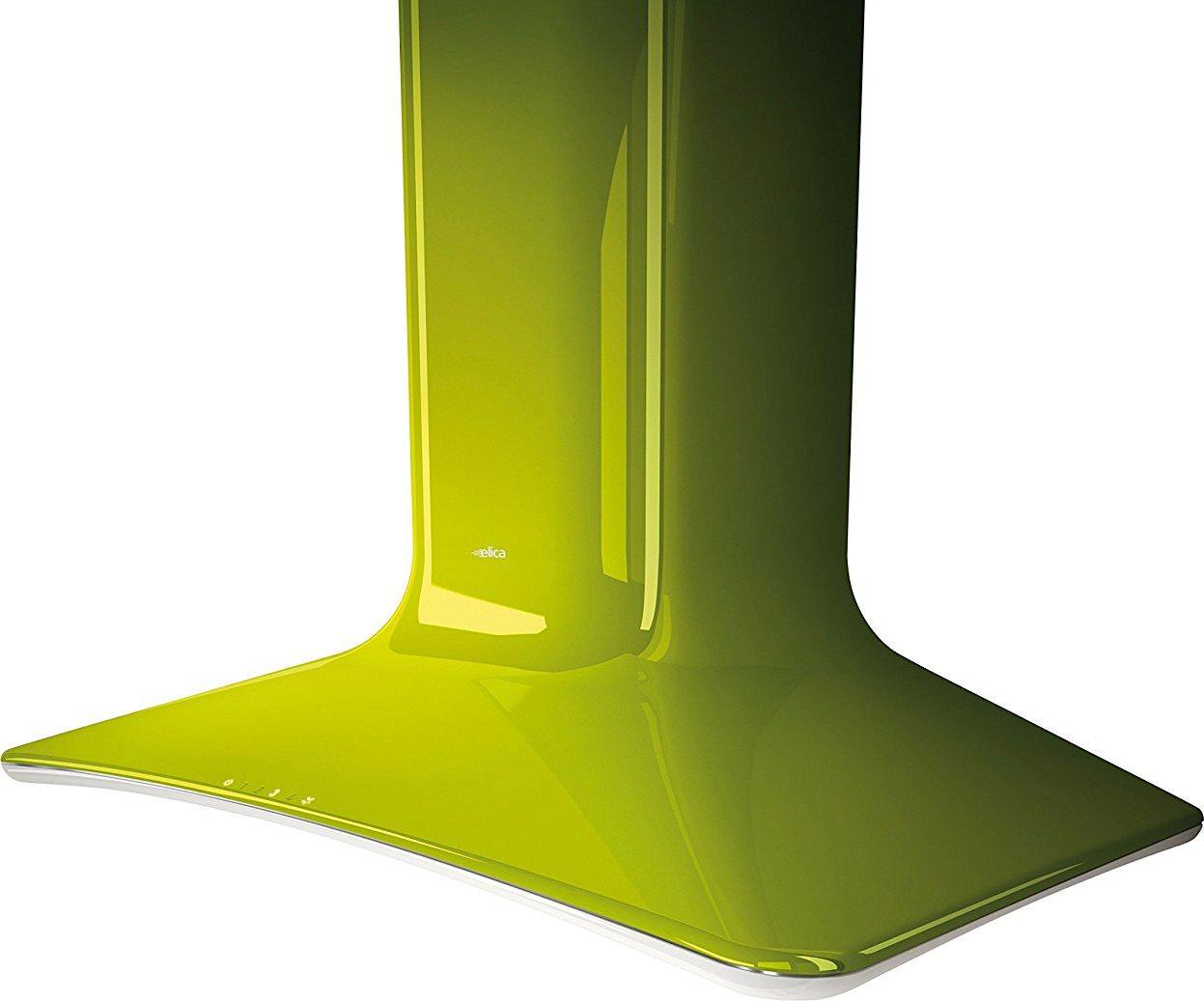 Elica cappa cucina filtrante parete 90 cm x 47 cm verde sweet green f 85 ebay - Scarico fumi cappa cucina a parete ...