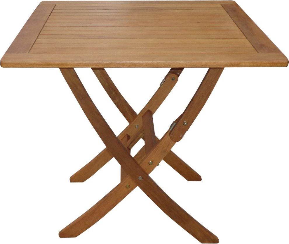 g del re tavolo da giardino pieghevole in legno tavolino