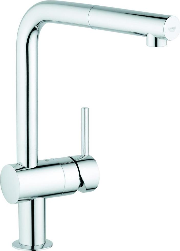 Grohe miscelatore cucina doccetta estraibile rubinetto monocomando 32168000 ebay - Miscelatore cucina perde acqua ...