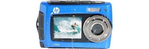HP Fotocamera Digitale Subacquea 8 Mpx 2.7