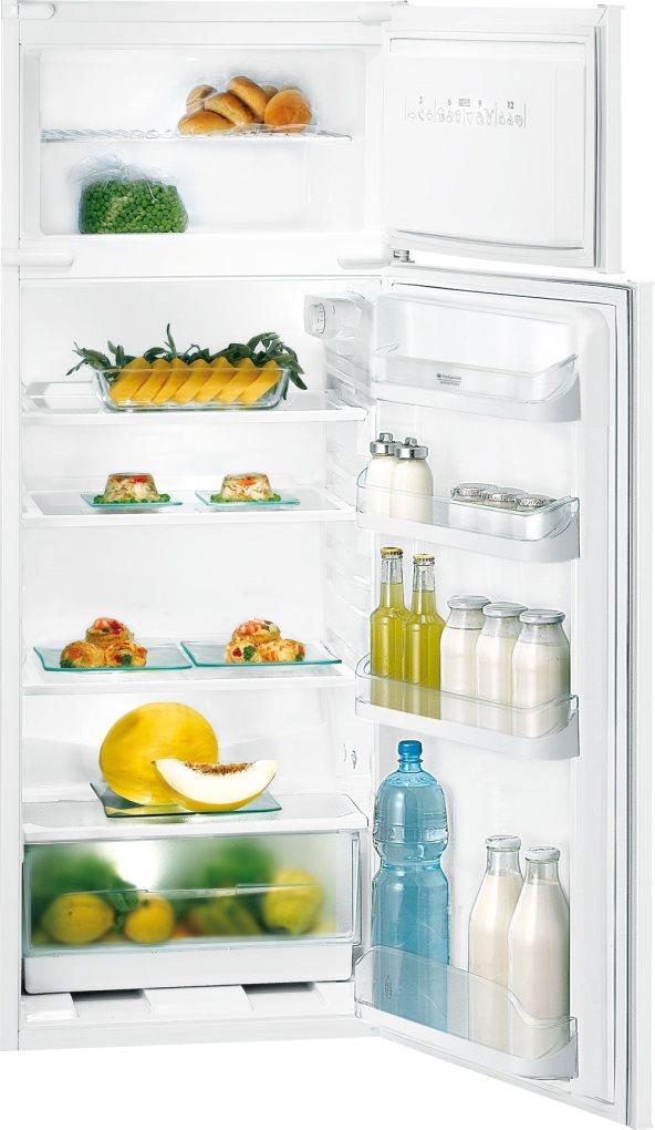 Hotpoint ariston frigorifero incasso doppia porta 222lt - Frigorifero combinato o doppia porta ...