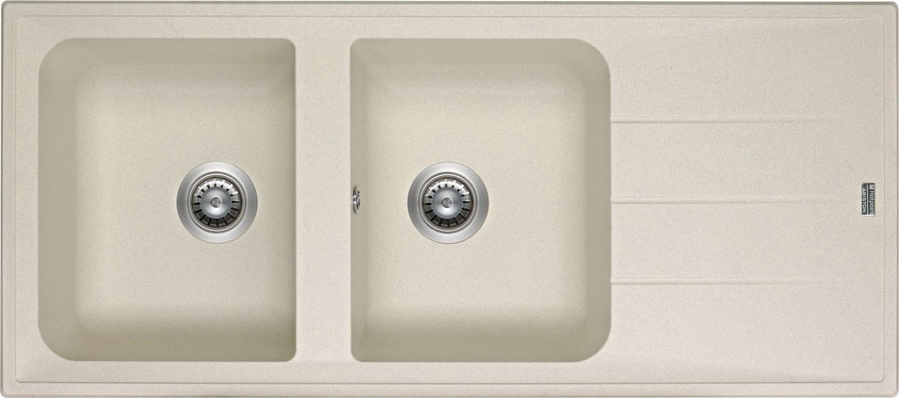 Hotpoint ariston lavello cucina incasso 2 vasche - Lavello cucina avena ...